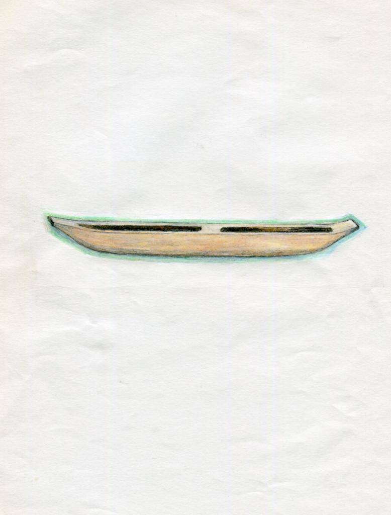 Canoa no. 1