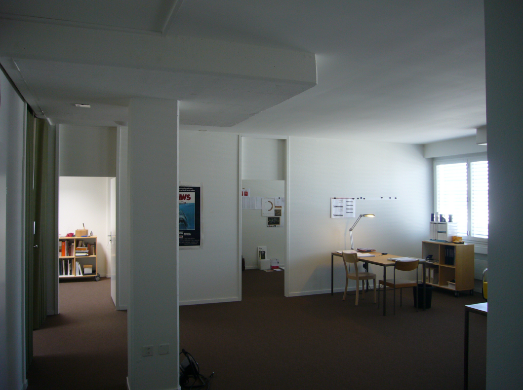 In 2009, we moved to new rooms and changed of the company into a GmbH.