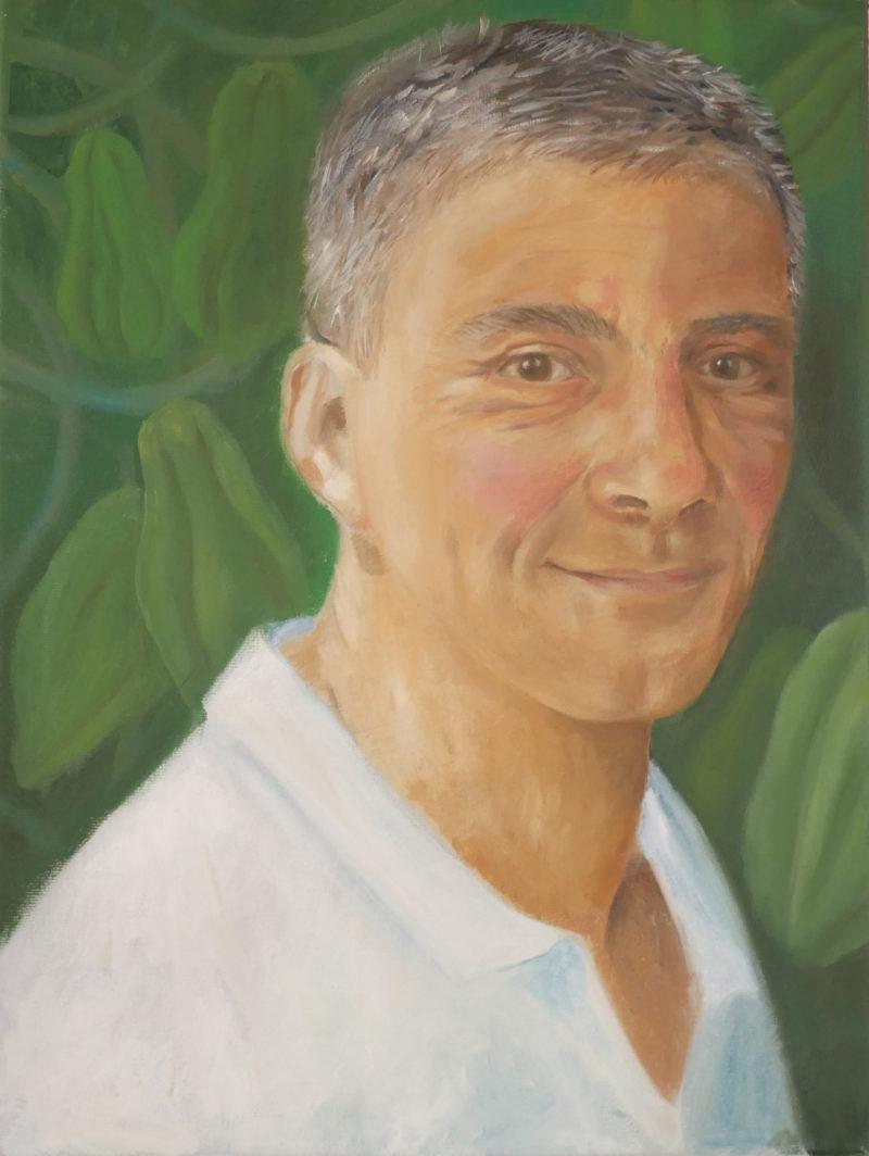 Seu Jorge, Portrait Yvonne Büchi
