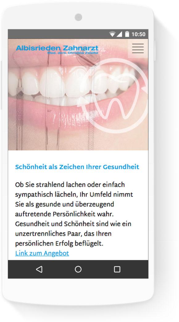 Albisrieden Zahnarzt, Zürich