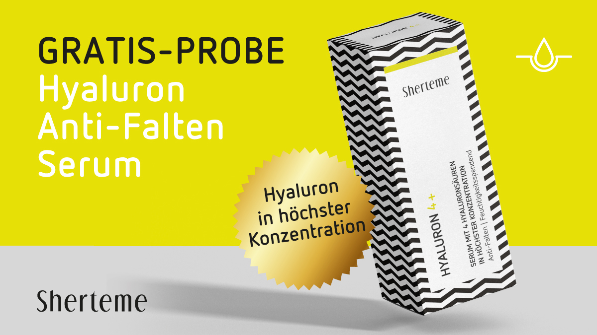 Hyaluron Anti Falten Serum