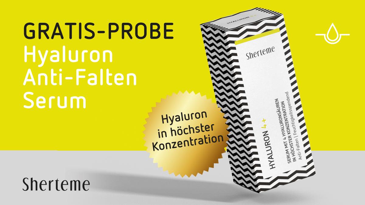 Hyaluron Anti Falten Serum