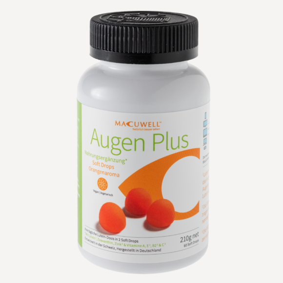 Macuwell Augen Plus Drops